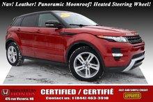 2013 Land Rover Range Rover Evoque Dynamic - 4WD