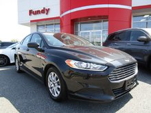 2015 Ford Fusion S w/ Backup Cam, A/C, Cruise Control