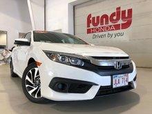 2017 Honda Civic Sedan EX w/Honda Sensing
