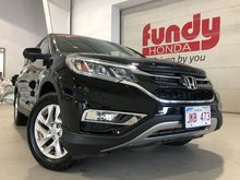2015 Honda CR-V EX-L w/leather and power seats