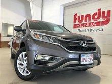 2016 Honda CR-V EX-L w/leather, power seat, sunroof