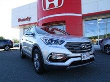 2017 Hyundai Santa Fe W/Heated Steering Wheel, Parking Assist, BSM