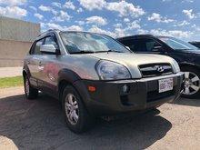 2006 Hyundai Tucson GL w/ low mileage, V6, AWD