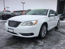 Chrysler 200 LIMITED,CUIR,MAG,BLUETOOTH,A/C 2013