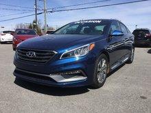 Hyundai Sonata Sport, TOIT, NAVIGATEUR, A/C BIZONE, MAGS, CAMERA 2016