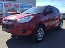 Hyundai Tucson ***RÉSERVÉ***, GL, AWD, MAGS 17 POUCES 2011