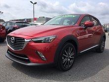 Mazda CX-3 GT, JAMAIS ACCIDENTÉ, UN SEUL PROPRIÉTAIRE 2016