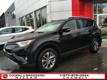 Toyota RAV4 *HYBRID*XLE*AWD*JAMAIS ACCIDENTÉ 2016