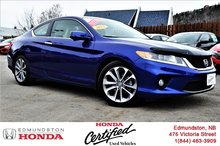 Honda Accord V6 Coupe EX-L w/Navi 2015