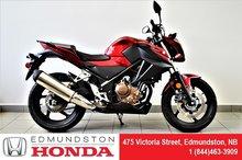 2018 Honda CB300FAJ ABS
