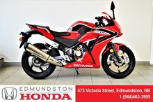 2018 Honda CBR300RAJ
