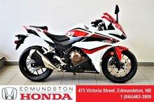 2018 Honda CBR500RAJ ABS