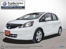 2013 Honda Fit LX 5MT