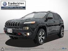 2016 Jeep Cherokee 4x4 Trailhawk