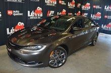 Chrysler 200 200 S TOIT PANORAMIQUE GPS CAMÉRA DE RECUL 2015
