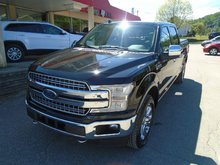 Ford F-150 LARIAT ÉDITION CHROME * CUIR,GPS,TOIT PANORAMIQUE* 2018