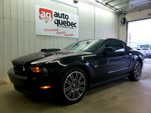 Ford Mustang GT V8 4.6L 315HP / Bas Kilo / Garantie inclus 2010