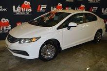 Honda Civic LX BERLINE MAG - GARANTIE PROLONGÉ 160 000KM 2015