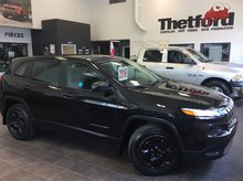 Jeep Cherokee SPORT/4X4/GARANTIE OR/76$SEM. 2016