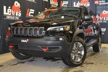 Jeep Cherokee TRAILHAWK ELITE TOIT PANORAMIQUE SIÈGES VENTILÉS 2019