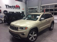 Jeep GRAND CHEROKEE LIMITED LIMITED/4WD/ BAS KILOMÉTRAGE/*128$SEM.TOUT INCLUS* 2015