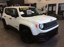 Jeep Renegade SPORT 4x4/**67$SEM.TOUT INCLUS**BAS KILOMÉTRAGE 2015