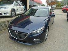 Mazda Mazda3 GS-SKY * GPS, SIÈGES CHAUFFANT, 36 850 KM* 2014