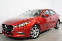 Mazda Mazda3 GX-SKY A/C BLUETOOTH CAMERA 2018