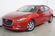 Mazda Mazda3 GX-SKY A/C CAMERA DE RECUL 2018