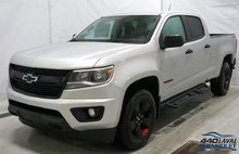 2018 Chevrolet Colorado LT, Redline, Crew Cab