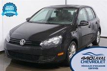 Volkswagen Golf 2.5L COMFORTLINE TOIT BLUETOOTH 2013