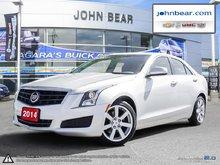 2014 Cadillac ATS 2014 ATS SEDAN BLUETOOTH HEATED SEATS