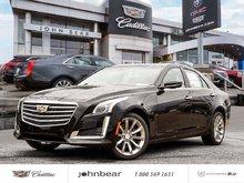 2019 Cadillac CTS Sedan Luxury AWD