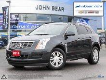 2014 Cadillac SRX BLUETOOTH, PUSH START, REAR PARK ASSIST