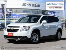 2014 Chevrolet Orlando LT JUST TRADED, 7 PASSENGER SEATING