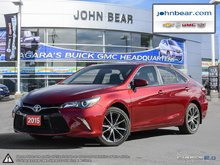 2015 Toyota Camry XSE COME SEE THIS CAR TODAY!