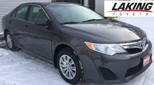2014 Toyota Camry LE FWD 4 CYL HEATED SEATS BACK-UP CAMERA