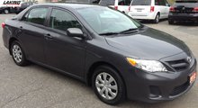2012 Toyota Corolla LE GREAT ON GAS AND RELIABLE