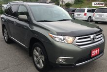 2011 Toyota Highlander Limited AWD NAVIGATION 3rd ROW SEATING