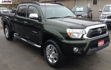 2014 Toyota Tacoma LIMITED 4X4 DOUBLE CAB RUNNING BOARD TONNEAU COVER