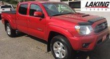 2014 Toyota Tacoma TRD SPORT 4X4 DOUBLE CAB