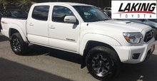 2014 Toyota Tacoma TRD SPORT 4X4 DOUBLE CAB MANUAL TRUCK