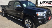 2015 Toyota Tacoma LIMITED 4X4 DOUBLE CAB NAVIGATION