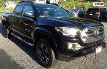 2016 Toyota Tacoma Limited 4X4 NAVIGATION LEATHER LOADED