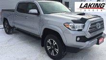 2017 Toyota Tacoma TRD SPORT 4X4 DOUBLE CAB