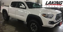 2017 Toyota Tacoma TRD OFFROAD 4X4 EXTENDED WARRANTY
