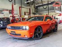 Dodge Challenger *****R/T+CUIR+TOIT+V8(HEMI)+JAMAIS ACCIDENTÉ+WOW!* 2009