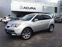 2013 Acura MDX ELITE   NAVI   4NEWTIRES   NEWREARBRAKES   TINT