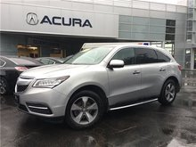 2014 Acura MDX BASE   1OWNER   BOARDS   LEATHER   SUNROOF   AWD