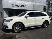 2016 Acura MDX ELITE   4NEWTIRES   OFFLEASE   FULLYLOADED   MINT